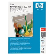 Photo laser paper HP Q6550A A4 200g matt recto-verso 100 sheets