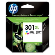 Cartridge HP 301XL 3 colors for inkjet printer