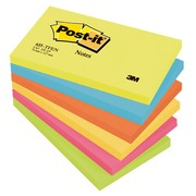 Bloc Post It Energy 76 x 127 mm