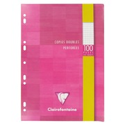 Notebook 100 double copies 5x5