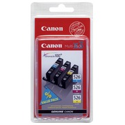Pack cartridges 3 colors Canon CLI 526