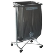 Garbage bag holder on wheels 100 - 110 L