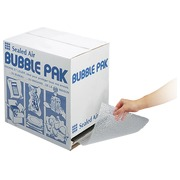 Air bubble film dispenser box pre-cut length 50 m
