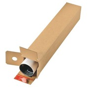 Square shipping tube 61 x 10.8 x 10.8 cm