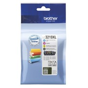 Brother LC3219XL Value Pack - 4-pack - XL - black, yellow, cyan, magenta - original - ink cartridge