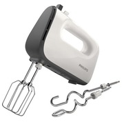 Philips Viva Collection HR3741 - hand mixer - white