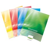 Notepads Splendid A4 210 x 297 mm lined 100 sheets