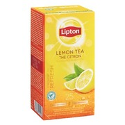Lipton tea lemon - box of 25 bags