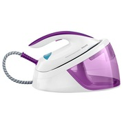 Philips PerfectCare Compact Essential GC6802 - steam generator iron - sole plate: SteamGlide