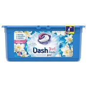 Washing product pods Dash 2 in 1 lotus flower - 29 doses