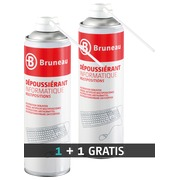 Pack 1 multifunctional cleaning spray Bruneau + 1 for FREE