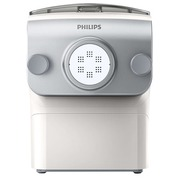 Philips Avance Collection HR2375 - pasta maker - silver/white
