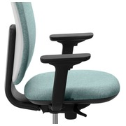 Pair of adaptable arm rests 3D for chair Alia