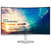 Samsung C27F591FDU - CF591 Series - LED-monitor - gebogen - Full HD (1080p) - 27