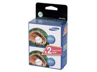 Pack van 2 cartridges Samsung M40 zwart