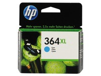 Cartridge HP 364XL cyaan