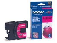 Cartridge Brother LC980 magenta