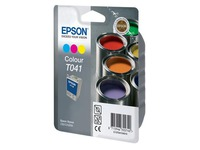 Cartridge Epson T041 kleur