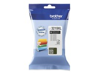 Brother LC3219XLBK - zwart - origineel - inktcartridge