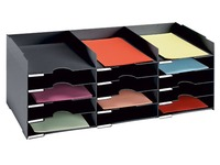 Classification box 15 cases for cabinet - W 73 cm